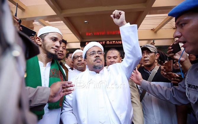 Tengku Zulkarnain Meninggal Dunia, Seperti ini Doa Habib Rizieq