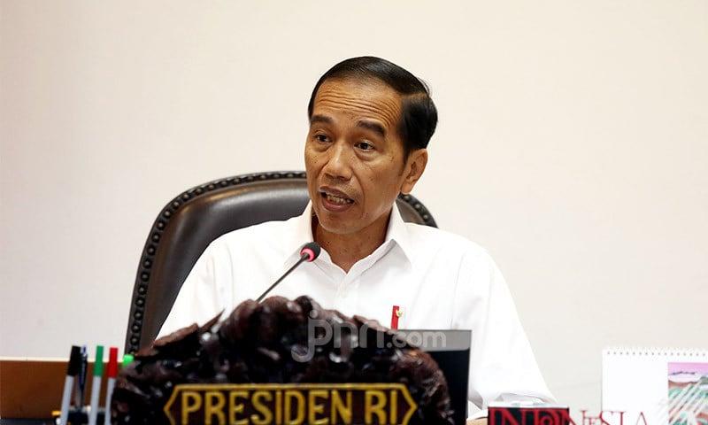 Agung Bercerita soal Ulah Preman Bercelurit, Presiden Jokowi Langsung Menelepon Kapolri - JPNN.com
