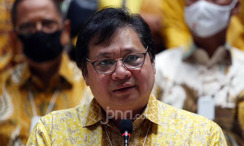 Pergantian Wakil Ketua DPR, Sekjen Golkar Menjadi Perhatian Airlangga Hartarto