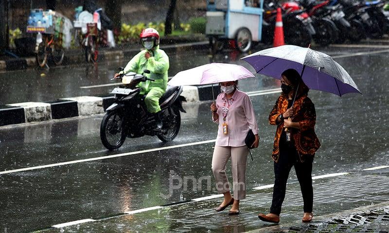 Peringatan Dini Cuaca BMKG, Masyarakat Diminta Waspada Hari Ini