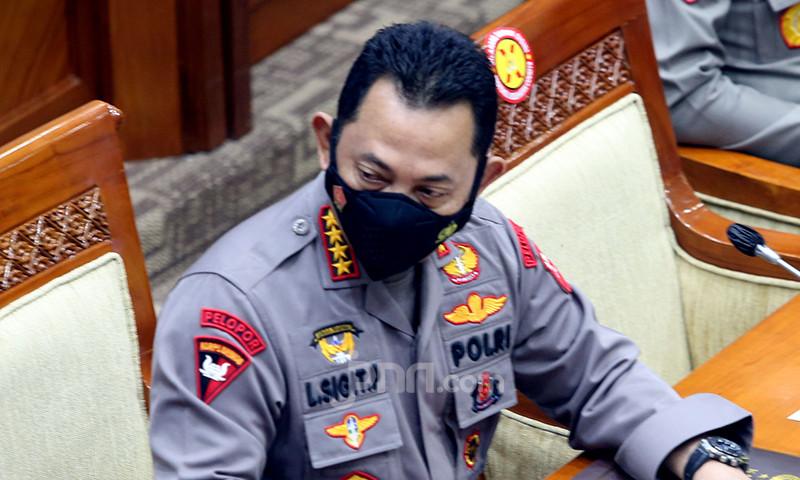 Instruksi Terbaru Jenderal Listyo Sigit Ditujukan kepada Seluruh Pimpinan Polri di Daerah