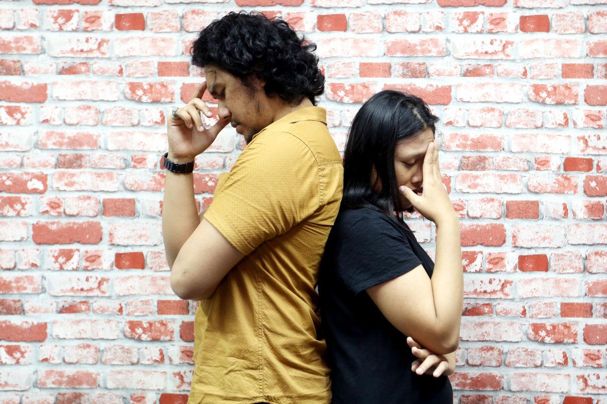 Luar Biasa, Ini 4 Alasan Pria Lebih Memilih Diam Saat Bertengkar dengan Pasangannya