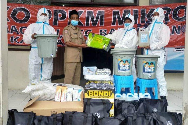 Posko PPKM Mikro Pemprov Jatim dan TNI/Polri Didirikan di 8 Desa Bangkalan - JPNN.com Jatim