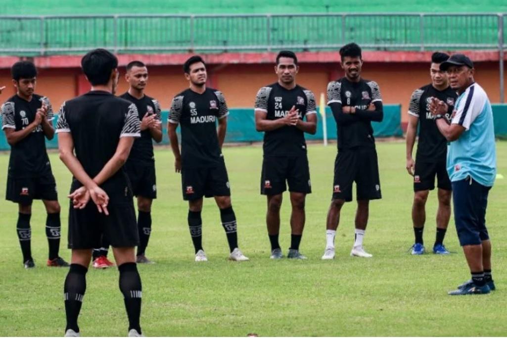 Persiapan Liga 1, Skuad Madura United Terbang ke Jakarta - JPNN.com Jatim