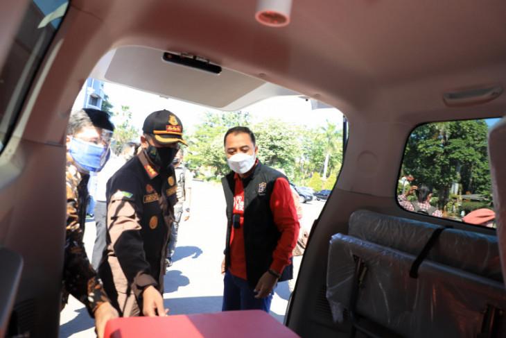 PDAM Hibabkan Ambulans dan Alkes untuk Penanganan COVID-19 di Surabaya - JPNN.com Jatim