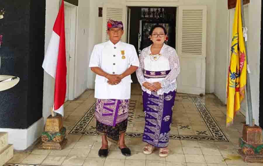 Keluarga Besar Tunjuk AA Bagus Gde Hari Sutedja Jadi Pengelingsir Puri Agung Negara - JPNN.com Bali
