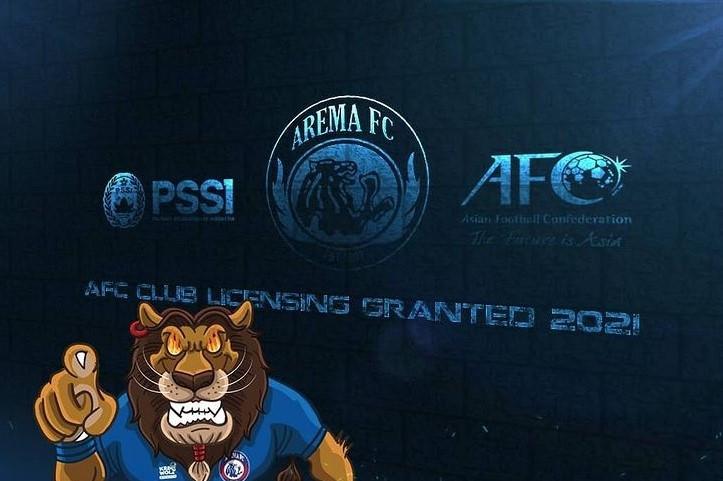5 Tahun Berturut-Turut Arema FC Berstatus Klub Profesional Versi AFC - JPNN.com Jatim