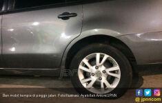 Hentikan Laju Mobil Saat Ban Pecah, Jangan Panik, Begini Caranya - JPNN.com